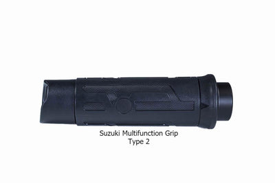 TillerPillar: a Carbon Fiber Tiller Extension for Suzuki Multifunction Type 2 Motors