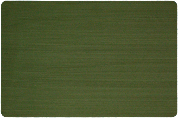 Yeti Roadie 20 Cooler Pad: Forest Green - Brushed - 3mm