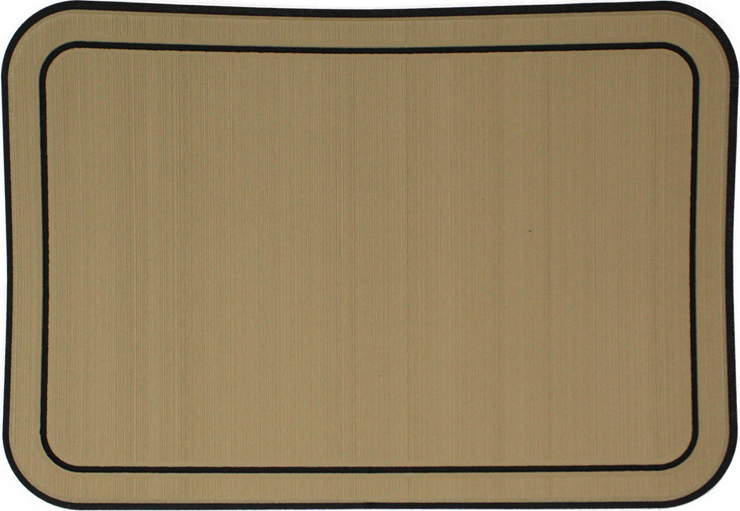 Yeti Tundra 35 Cooler Pad: Butterscotch over Black - Bordered - 6mm