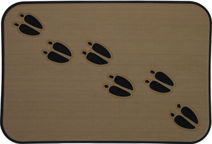Yeti Tundra 35 Cooler Pad: Toffee over Black - Deer Tracks - 6mm