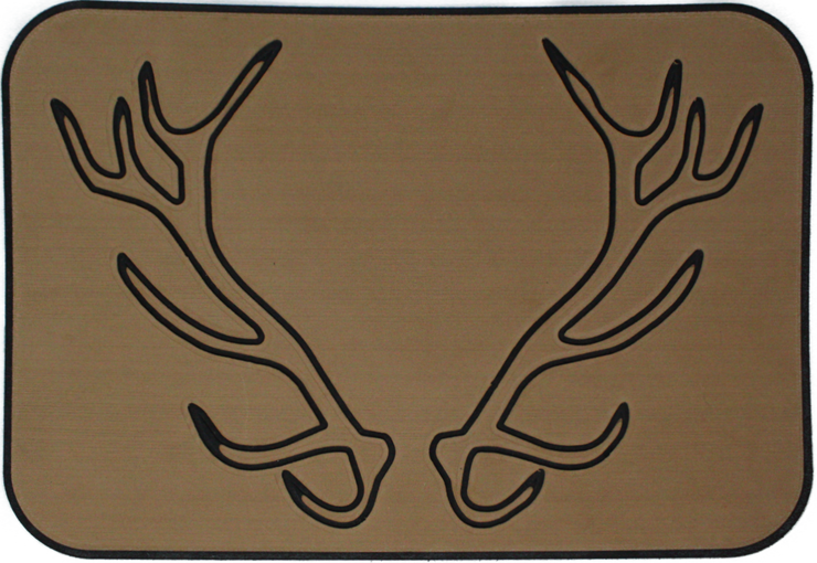 Yeti Tundra 35 Cooler Pad: Toffee over Black - Elk Antlers - 6mm