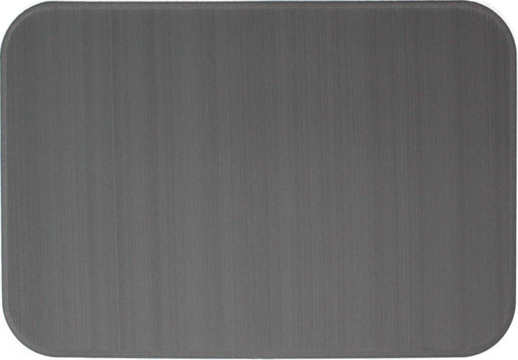 Yeti Tundra 35 Cooler Pad: Slate Gray - Brushed - 12mm