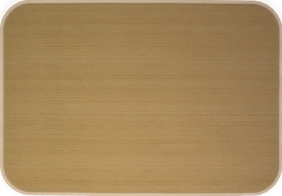 Yeti Tundra 35 Cooler Pad: Butterscotch over Cream - Brushed - 6mm