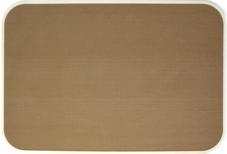 Yeti Tundra 35 Cooler Pad: Toffee over Cream - Brushed - 6mm