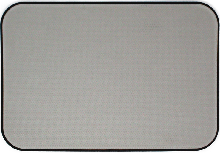 Yeti Tundra 35 Cooler Pad: Mist Gray over Black - Dimpled - 6mm