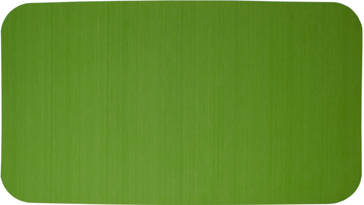 Yeti Tundra 45 Cooler Pad: Neon Green - Brushed - 3mm