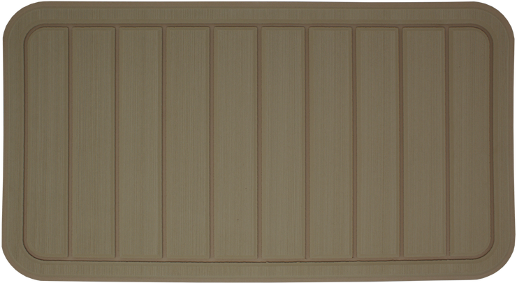 Yeti Tundra 45 Cooler Pad: Saddle over Teak - Vertical Faux Teak - 6mm