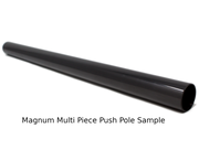 Magnum Multi-Section Carbon Fiber Push-Pole (17ft to 24ft)