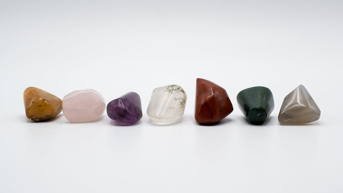 Polished Pocket Crystal Kit - Chakra Va