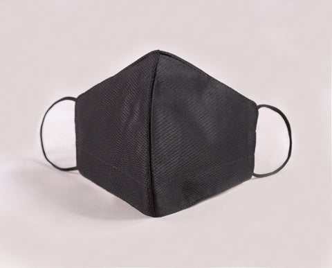 Reusable Cloth Face Masks - Black