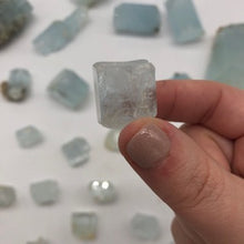 Load image into Gallery viewer, Crystal Specimens - Aquamarine