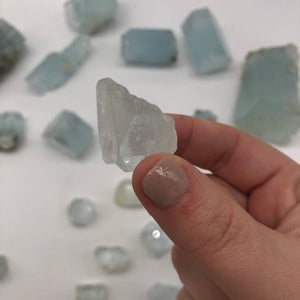 Crystal Specimens - Aquamarine