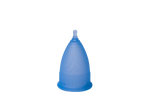 V-CUPS Model 1 Blue Menstrual Cups - Chakra Va
