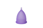V-CUPS Model 1 Purple Menstrual Cups - Chakra Va