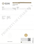 rose quartz GIA certificate by chakrava