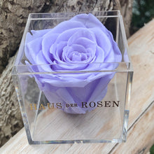 Load image into Gallery viewer, Purple Rose - Forever Rose Gift Box