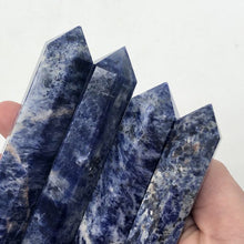 Load image into Gallery viewer, Crystal Double Point - Sodalite