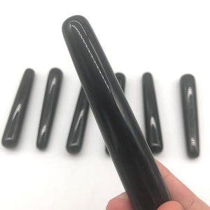 Crystal Wand - Black Obsidian