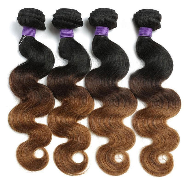 Cranberry Dark Roots Peruvian Human Hair Weave Bundles Body Wave T1b/4/30 Ombre Hair 4 packs Ombre Bundles > Body Wave > 4 Bundles > Peruvian Hair > T1b/4/30 Cranberry Hair