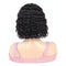 Cranberry Deep Wave Lace Front Bob Wigs Short Malaysian Human Hair Wigs For Black Women