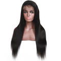 Cranberry 13x4 T Part Lace Front Wigs Peruvian Silky Straight Human Hair Wigs 180% Density Pre-plucked