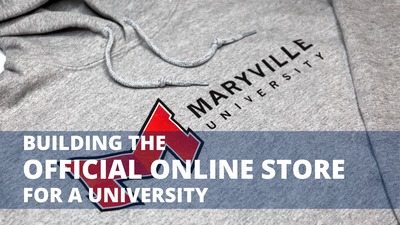 BRAND | Building the Official Online Store for a University