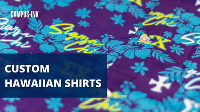 BRAND | Design Your Own Hawaiian Shirt For Your Company