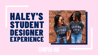 PEOPLE | Haley's Experience as a Student Designer