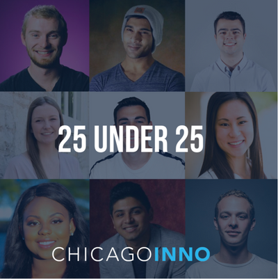 Adam LaVitola - Campus Ink Marketing Director and Clubhouse Athletic Founder Makes Chicago 25 under 25