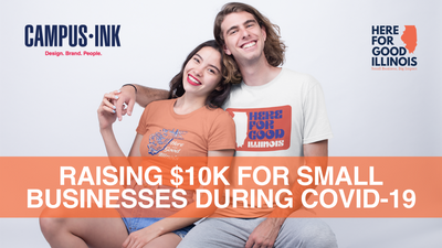 BRAND | How T-Shirts Raised $10K For Small Businesses During COVID-19