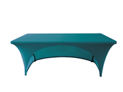 8ft Stretch Table Cover - Campus Ink