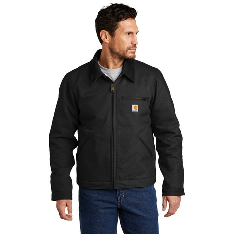 Carhartt® Tall Duck Detroit Jacket