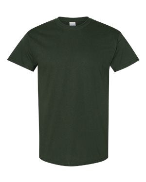 Gildan Heavy Cotton™ T-Shirt - Campus Ink