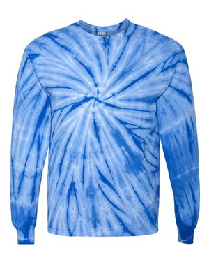 Cyclone Pinwheel Long Sleeve T-Shirt - Campus Ink