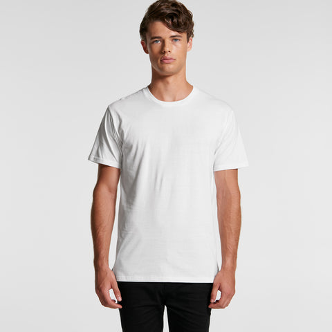 ASColour Mens Basic Tee - 5051 - Campus Ink