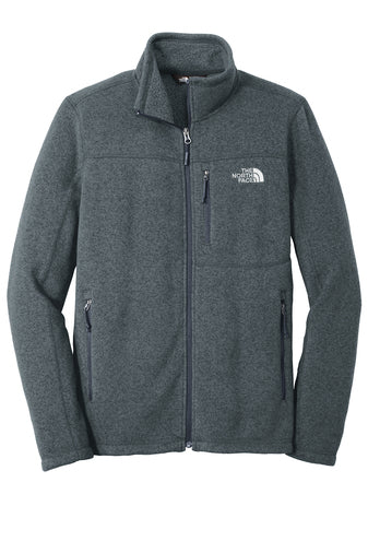 The North Face® Sweater Fleece Jacket - Campus Ink