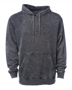 Independent Trading Co. - Midweight Mineral Wash Hooded Sweatshirt