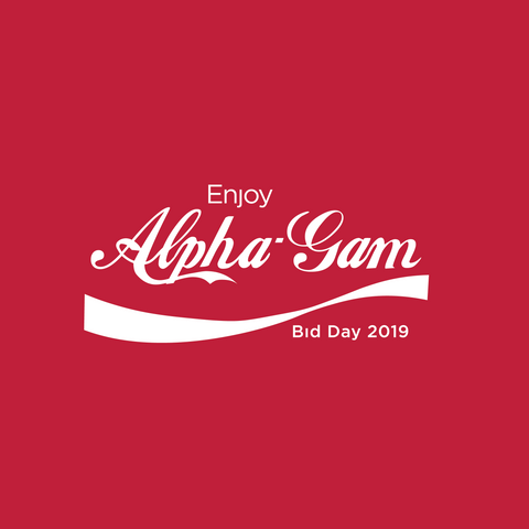Enjoy Bid-Day Design - Campus Ink