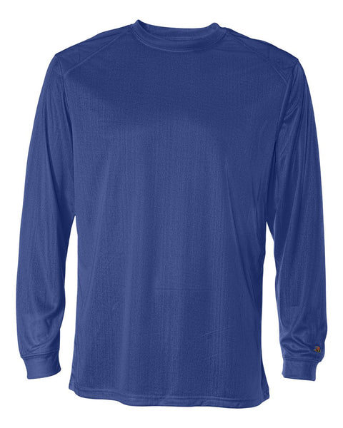 B-Core - Performance Long Sleeve T-Shirt - Campus Ink