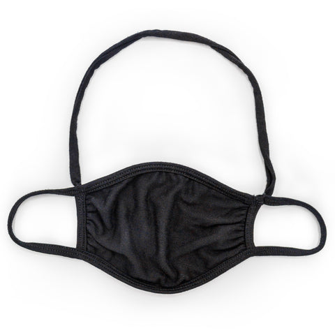 BrauerStrap Fabric Mask - Campus Ink
