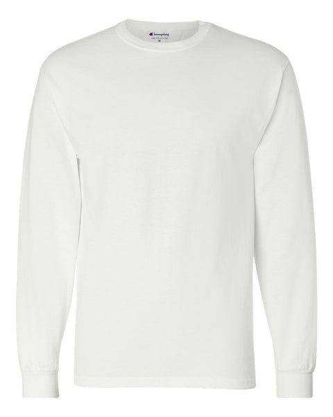 Champion - Long Sleeve T-Shirt - Campus Ink