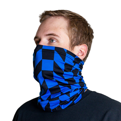 Gaiter Mask (Sublimated, 2-Ply Cotton Lined)