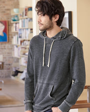 School Yard Burnout French Terry Hooded Sweatshirt - Campus Ink