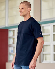 Champion - Short Sleeve T-Shirt - Campus Ink