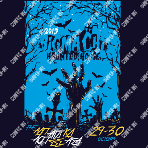 Sigma Chi Halloween Design - Campus Ink