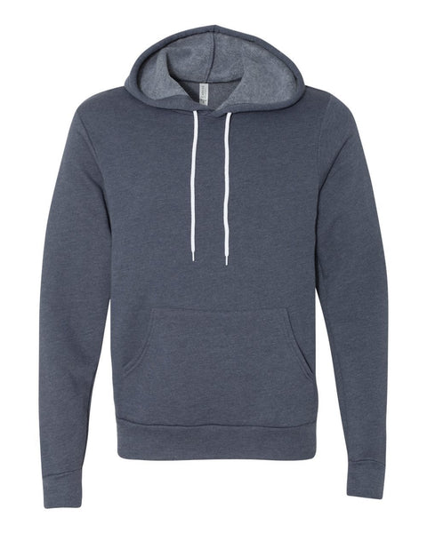 Unisex Sponge Fleece Hoodie - Campus Ink