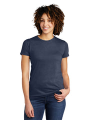 Allmade Women's Tri-Blend Tee - Campus Ink