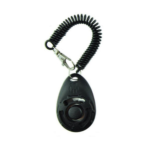Training Clicker with Wrist Strap