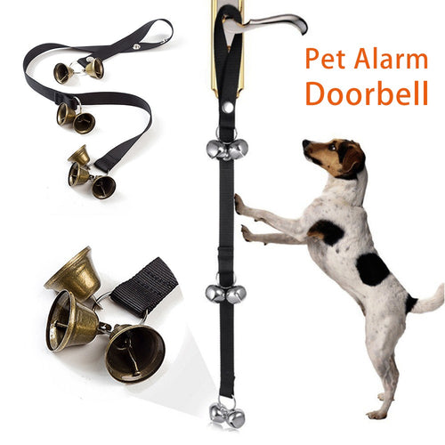Pet Doorbell Alarm Rope(6 bells)
