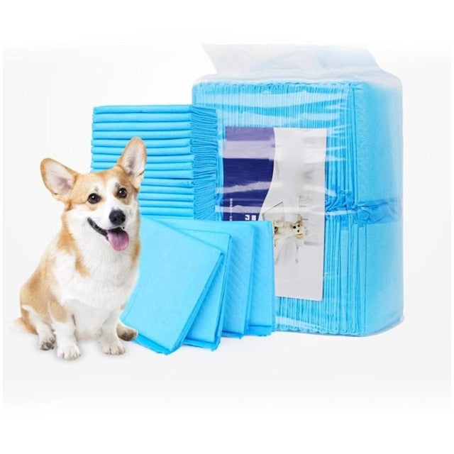 20Ps/lot Pet Diapers Absorbent Pet  Training Urine Pad